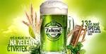 Zelené pivo 2018