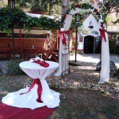 Příprava svatby