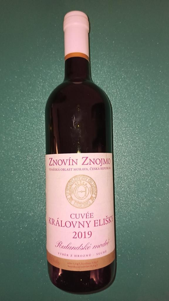 E-nabídka vín
